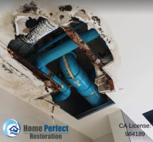 Water Damage Cleanup San Clemente CA