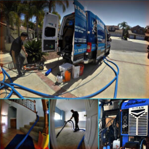 Water Damage Repair San Clemente CA
