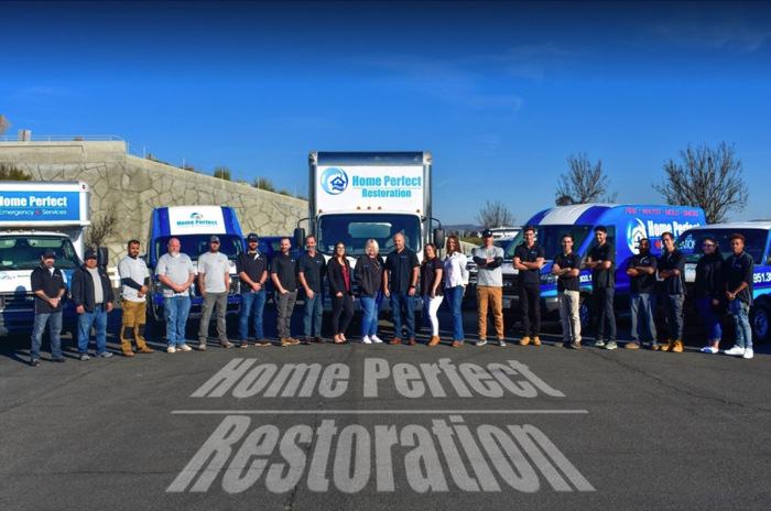 Water Damage Restoration Company Perris CA